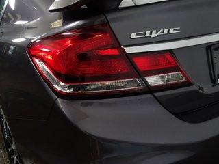 Honda Civic EX+TOIT+CAMÉRA+SIEGCHAUF+REGVIT++ 2015
