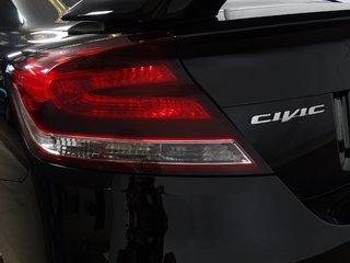 Honda Civic EX+TOIT+SIEGCHAUFF+BLUETOOTH+MAG 2015