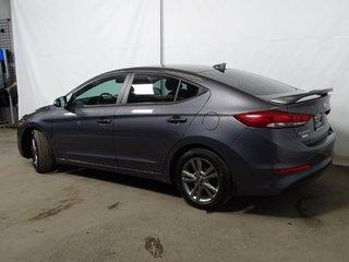 Hyundai Elantra GLS+SIÈGCHAUFF+CAMÉRA+REGVIT+BLUETOOTH 2017