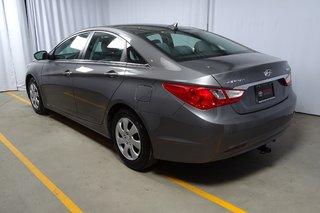 Hyundai Sonata GL* CRUISE* SIÈGES CHAUFF* CLIMATISEUR* 2013