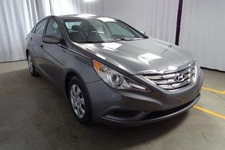 2013 Hyundai Sonata GL* CRUISE* SIÈGES CHAUFF* CLIMATISEUR*