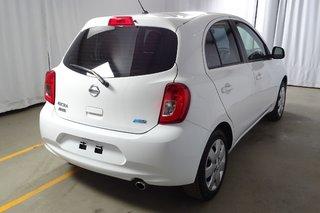 Nissan Micra SV*CLIMATISEUR+BLUETOOTH+REG. VITESSE 2015