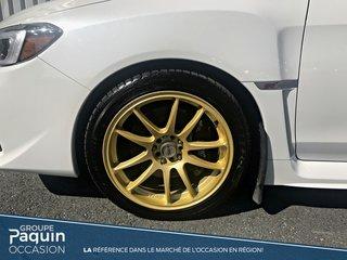 Subaru WRX SPORT 2015