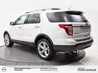 2012 Ford Explorer Limited   COFFRE ÉLECTRIQUE+CUIR