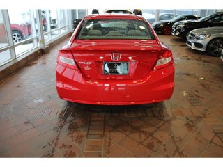 2012 Honda Civic Civic LX 1.8 coupé