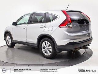 2014 Honda CR-V EX   AWD + BLUETOOTH + HITCH
