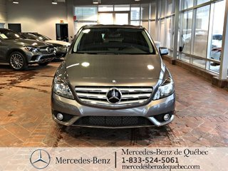 2014 Mercedes-Benz B-Class B250, clim 2 zones