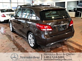 2015 Mercedes-Benz B-Class B250 4MATIC, parktronic, toit pano, navi
