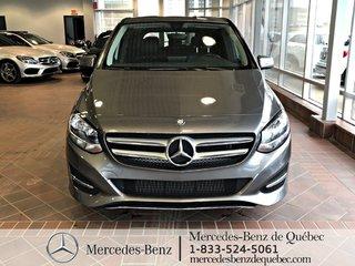 2015 Mercedes-Benz B-Class B250 4MATIC, clim 2 zones