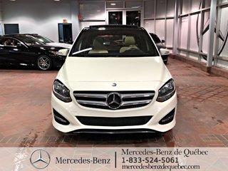 2016 Mercedes-Benz B-Class B250 4MATIC, toit pano, navi, clim 2 zones