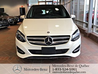 2016 Mercedes-Benz B-Class B 250 Premium Pack
