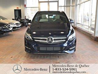 2018 Mercedes-Benz B-Class B250 4MATIC, clim 2 zones