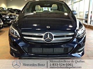 2018 Mercedes-Benz B-Class B 250 4MATIC, Avantgarde Edition