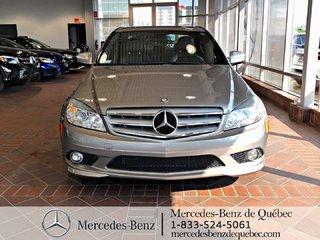 2008 Mercedes-Benz C-Class 3.0L