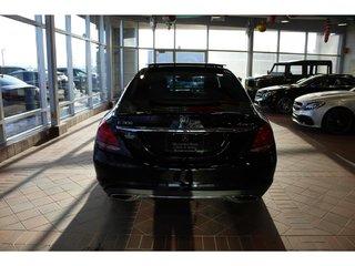 2015 Mercedes-Benz C-Class C300 4MATIC, toit pano, navi