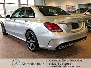 2016 Mercedes-Benz C-Class C 450 4MATIC Premium Pack