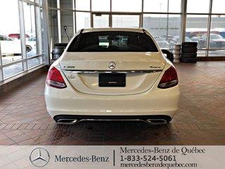 2017 Mercedes-Benz C-Class C300 4MATIC, clim 2 zones