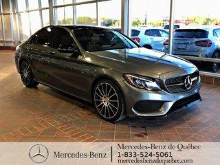 2017 Mercedes-Benz C-Class C43  Premium Pack, AMG Pack,