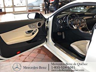 2019 Mercedes-Benz C-Class Coupe C 300