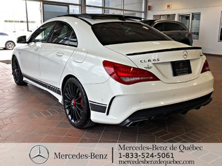 2014 Mercedes-Benz CLA-Class CLA 45 AMG, Edition 1, AMG EXHAUST