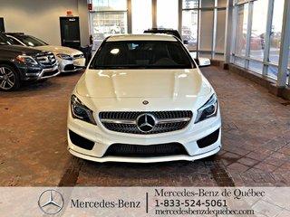 2015 Mercedes-Benz CLA-Class CLA250, parktronic, navi, sirius, bi-xenon.