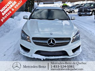 2015 Mercedes-Benz CLA-Class CLA250, clim 2 zones