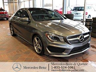 2015 Mercedes-Benz CLA-Class CLA250 4MATIC, toit pano, navi, clim 2 zones