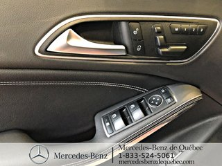 2016 Mercedes-Benz CLA-Class CLA 250 4MATIC Sport Pack