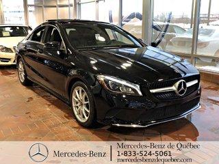 2018 Mercedes-Benz CLA-Class CLA250 4MATIC, toit pano, navi, clim 2 zones