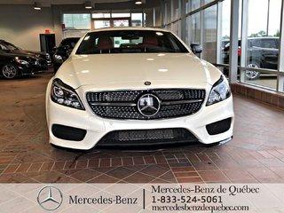 2017 Mercedes-Benz CLS CLS 550