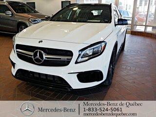 2018 Mercedes-Benz GLA AMG GLA 45
