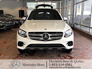 2016 Mercedes-Benz GLC-Class GLC300 4MATIC, toit pano, navi.