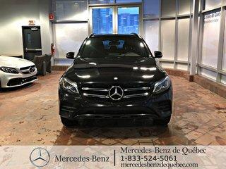 2017 Mercedes-Benz GLC-Class GLC300 4MATIC, toit pano, navi, sirius.