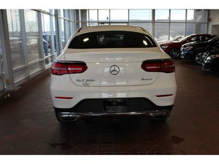 2018 Mercedes-Benz GLC-Class GLC300 Coupé 4MATIC, toit ouvrant, navi, caméra