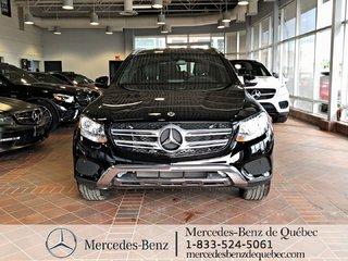 2018 Mercedes-Benz GLC Trailer hitch, Piano black trims,