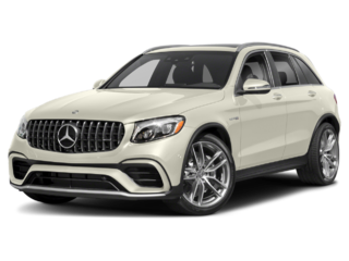 2019 Mercedes-Benz GLC S 4MATIC + SUV