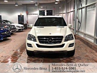 2011 Mercedes-Benz M-Class ML350 4MATIC, toit ouvrant, navi, Parktronic
