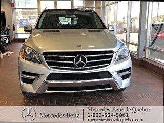 2013 Mercedes-Benz M-Class ML 350 Premium Pack, AIRMATIC, Bi-xenon