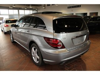 2010 Mercedes-Benz R-Class R350 4MATIC, toit pano, navi