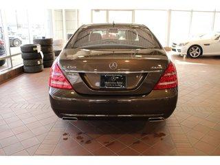 2010 Mercedes-Benz S-Class S450 4MATIC, toit ouvrant, navi, caméra, Sirius