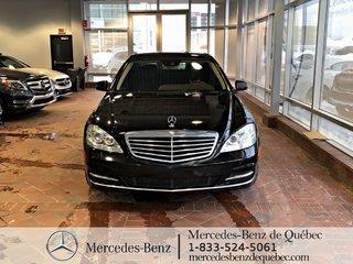 2012 Mercedes-Benz S550 4MATIC S550 4MATIC, parktronic, sirius, navi, bi-xenon