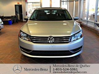 2015 Volkswagen Passat Passat Transmission Auto, Comfortline
