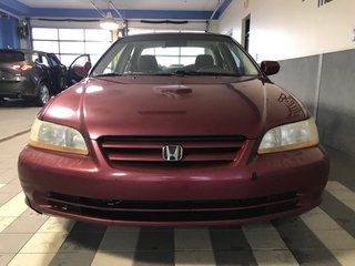 2002 Honda Accord Sdn SE