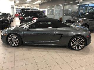 Audi R8 5.2L VENDU/SOLD 2012