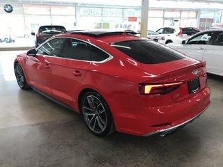 Audi S5 Technik 2018