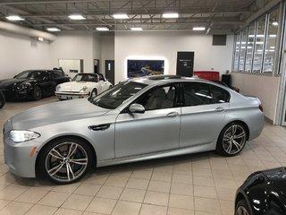 2013 BMW M5 Base VENDU/SOLD