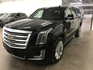 Cadillac Escalade ESV Platinum 2015