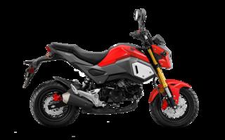 Honda GROM MSX125  2019