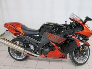 2009 Kawasaki Ninja ZX-14R ABS -