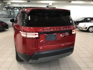 Land Rover Discovery Td6 HSE 2017